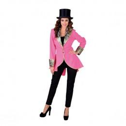 Jasje roze met kraag