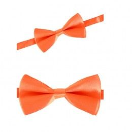 Luxe strik oranje