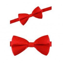 Luxe strik rood
