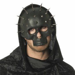 Masker doodskop met spikes