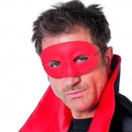 Masker ogen rood