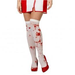 hold up panty met bloed