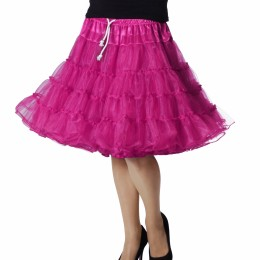 Petticoat luxe pink