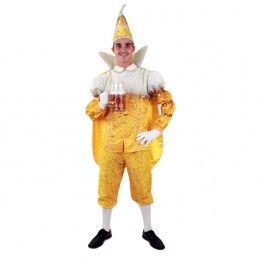 Bierkoning Prins Pils kostuum