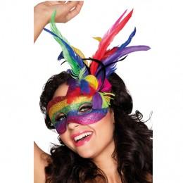 Masker regenboog