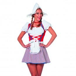 Hollandse jurk 4228