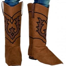 Shoe covers cowboy