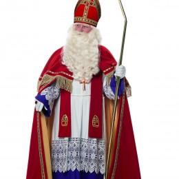 Cape en sjerp Sinterklaas