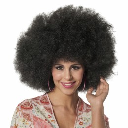 Super afro zwart