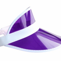 Zonneklep paars