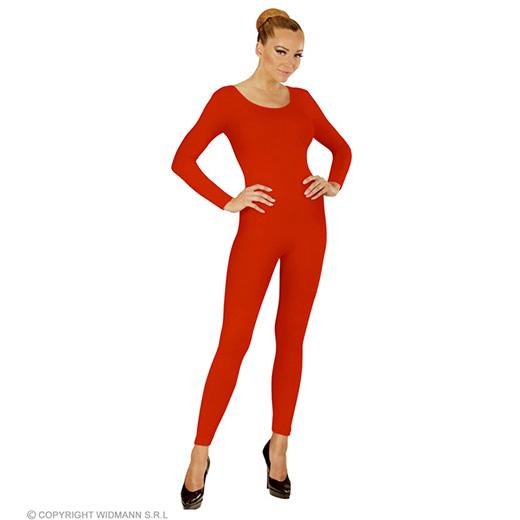 body volwassen, lang rood