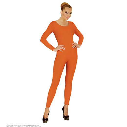 body volwassen, lang,oranje