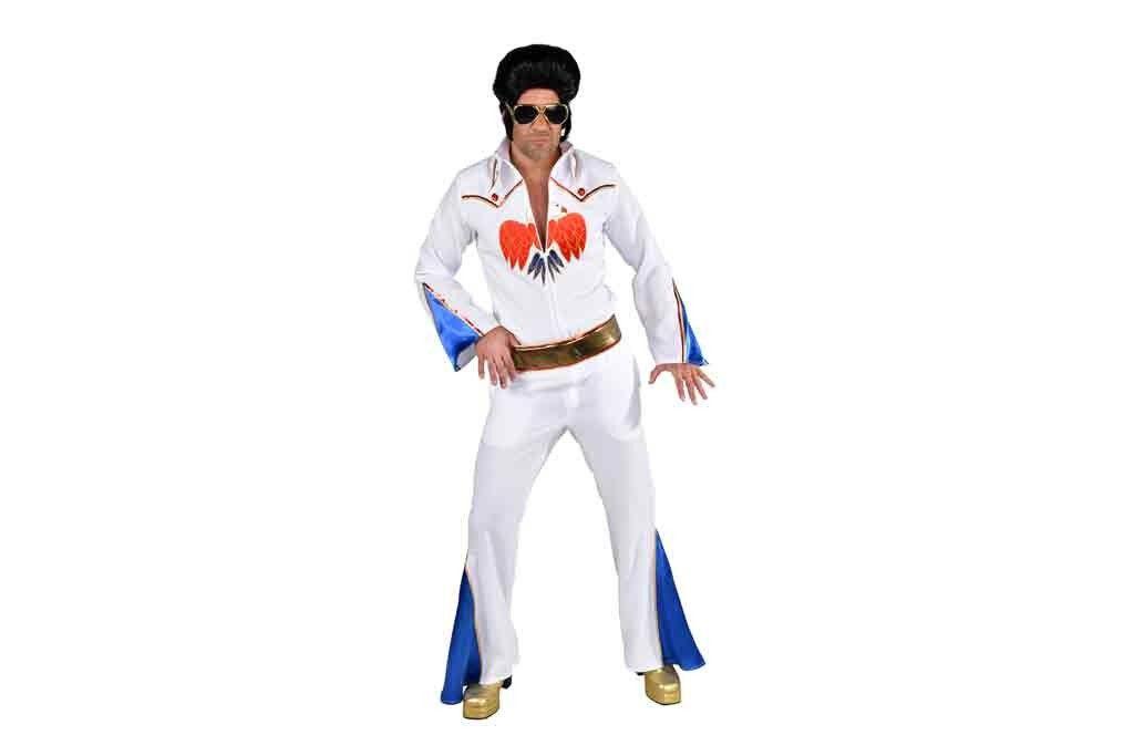 Elvis kostuum adelaar