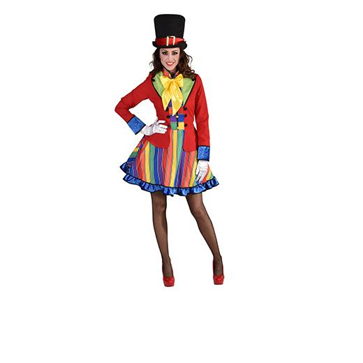 Clownsjurkje regenboog 220184