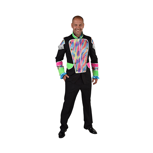 Carnavalsjas regeboog