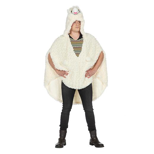Alpaca cape