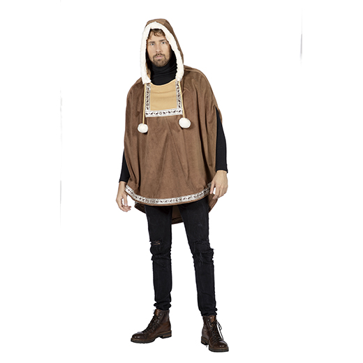 Eskimo poncho