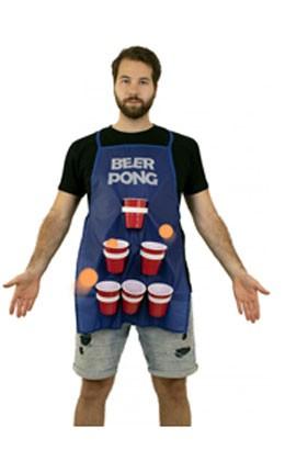 Beerpong schort