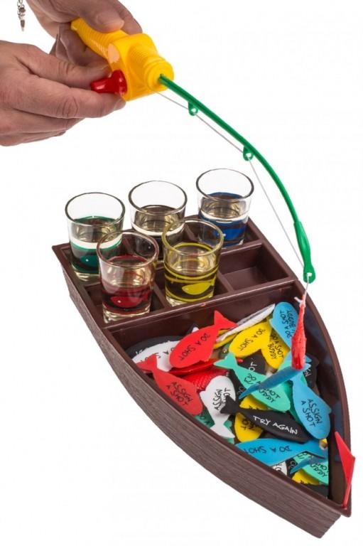 Drinkspel Visvangst