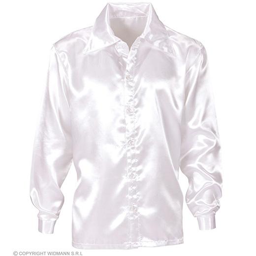 Disco shirt 70's wit