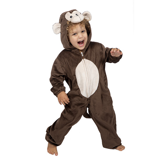 Aap baby kostuum