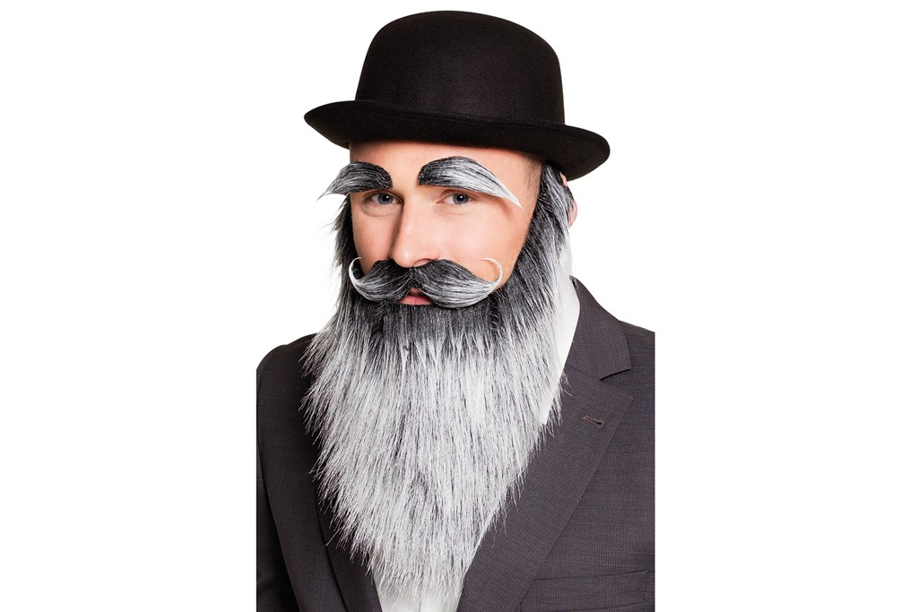Baard oude man