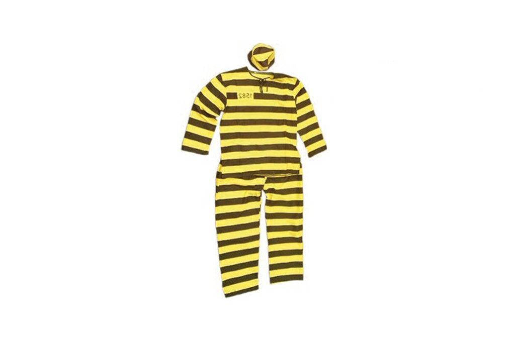 Bestex Boevenpak geel-zwart