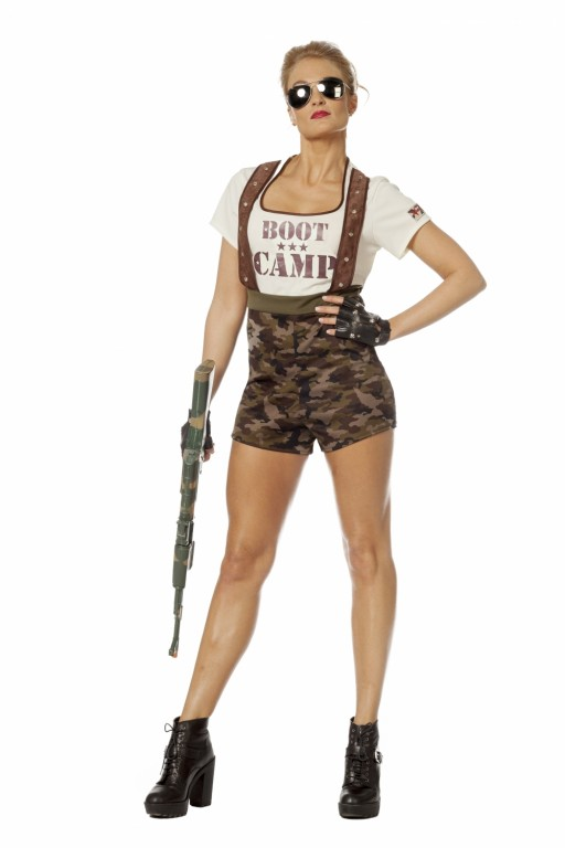Bootcamp catsuit