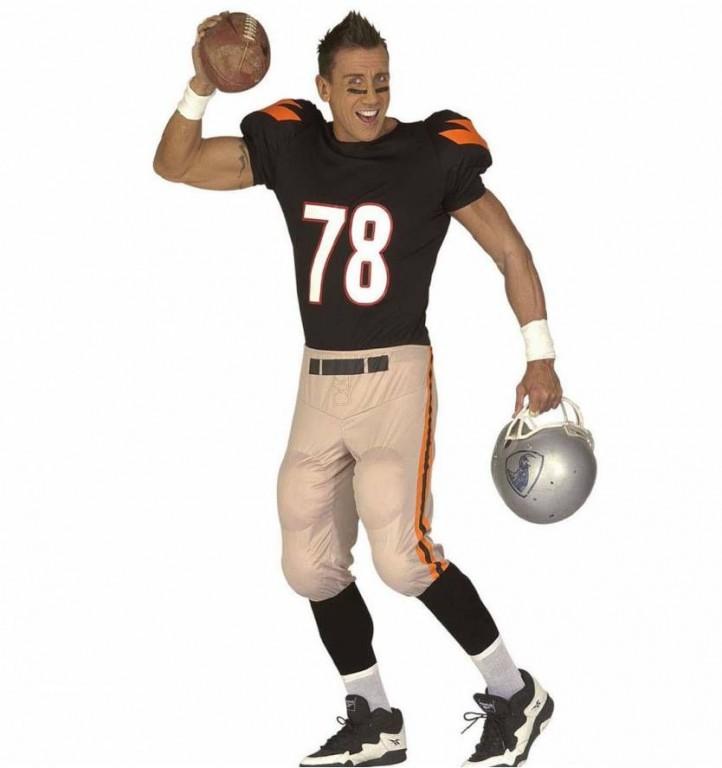 american footballplayer