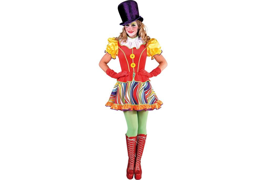Clownsjurkje regenboog