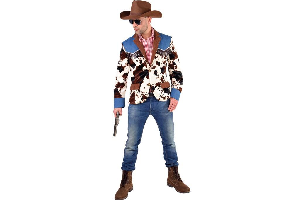 cowboy jas koe-print