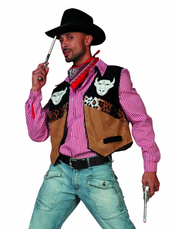 Cowboy vest