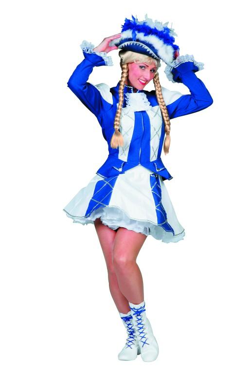 Dansmarietje blauw 4370