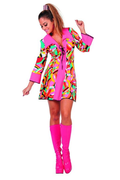 Disco popart jurkje