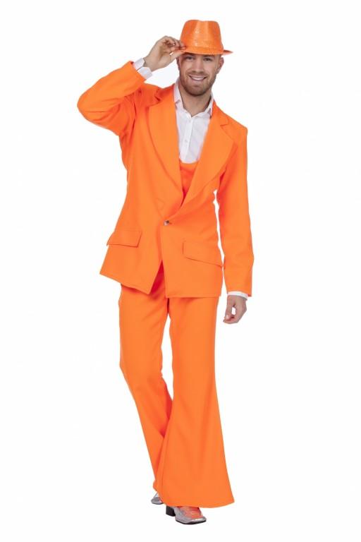 Disco pak/ night fever oranje