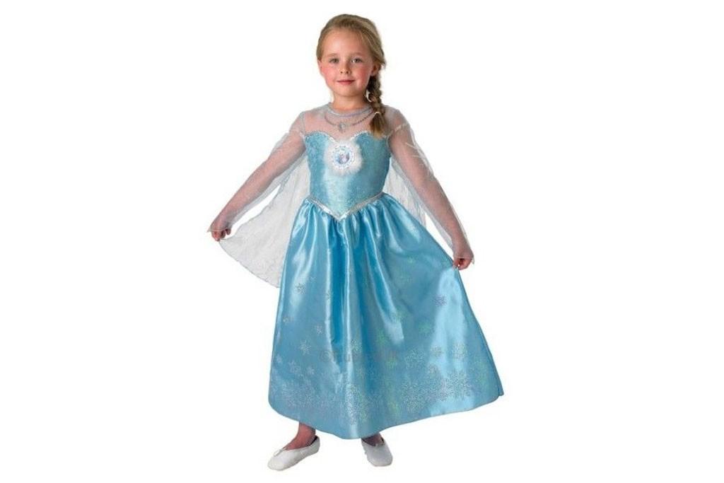 Frozen jurkje Elza de luxe