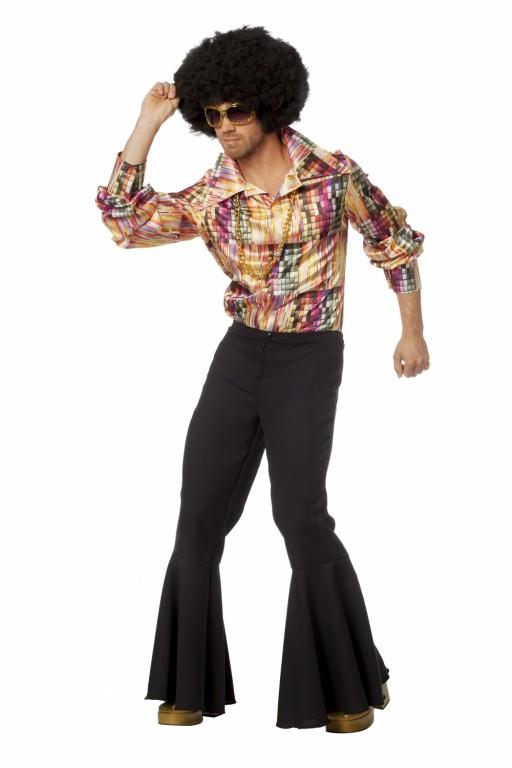 Disco shirt heren