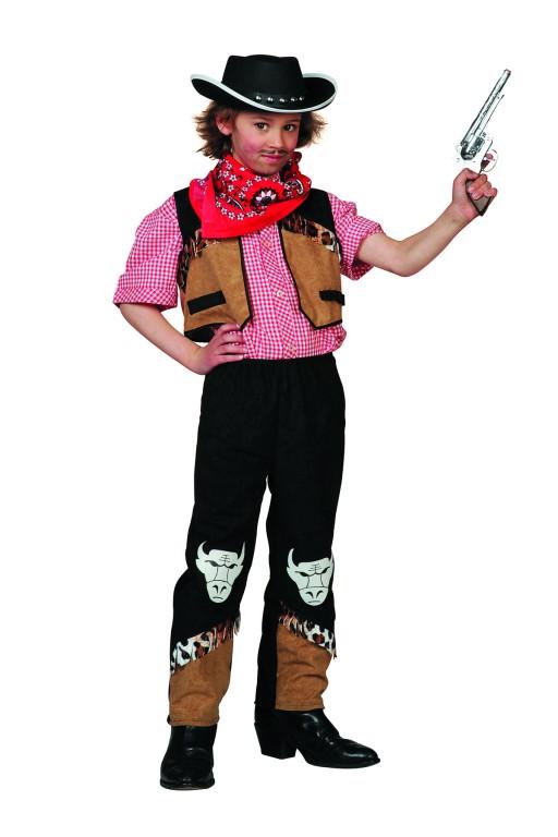 cowboy broek en hesje