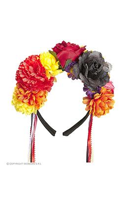 hoofdband bloemen