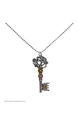 ketting steampunk sleutels