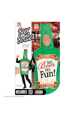 kostuum bierfles