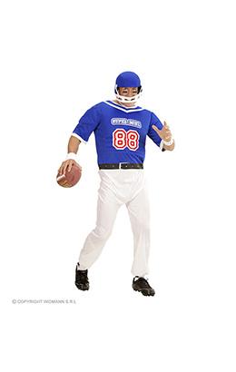 american football speler