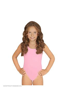 mouwloze body ass. maten kind, soft rose