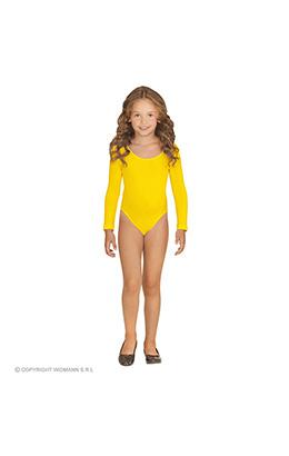 body kind, ass. maten, geel
