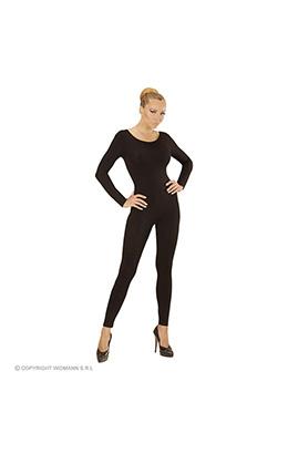 body volwassen, lang, s/m, zwart