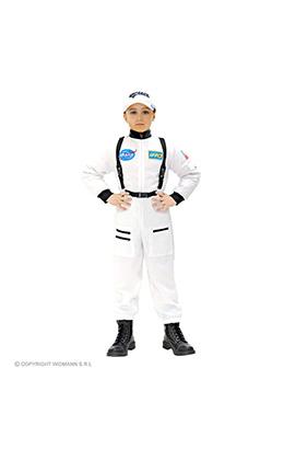 astronaut jongen wit