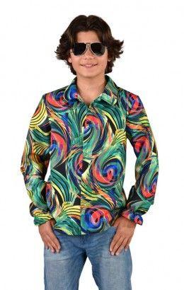 Disco blouse summer