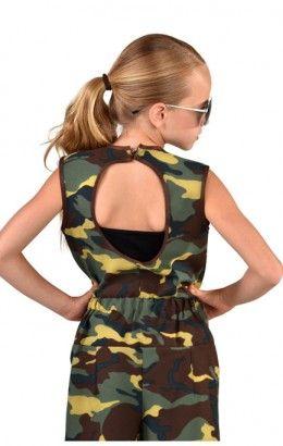 Camouflage pakje