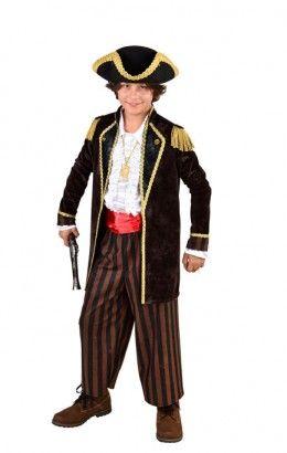 Piraat steampunk