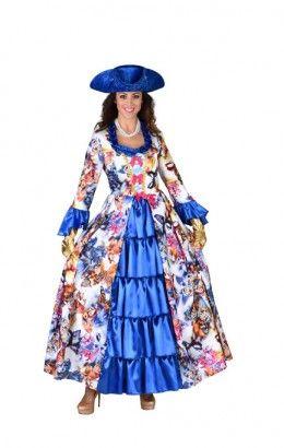 Markiezin jurk butterfly